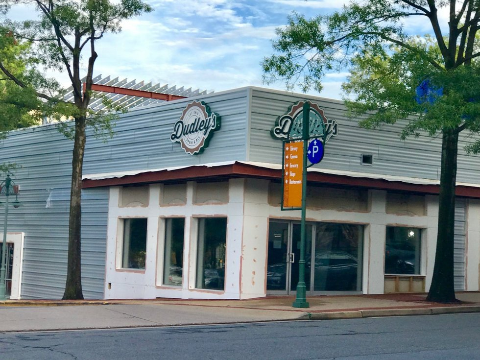 Dudley's Sport & Ale in Shirlington aims for September opening.