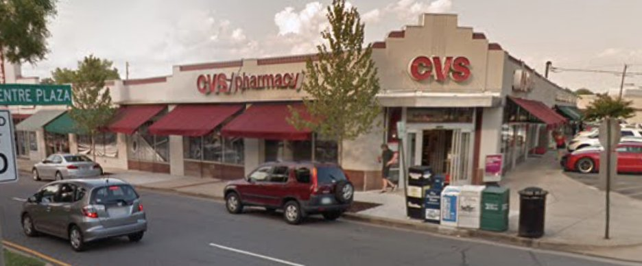 CVS on Quaker Lane, Alexandria