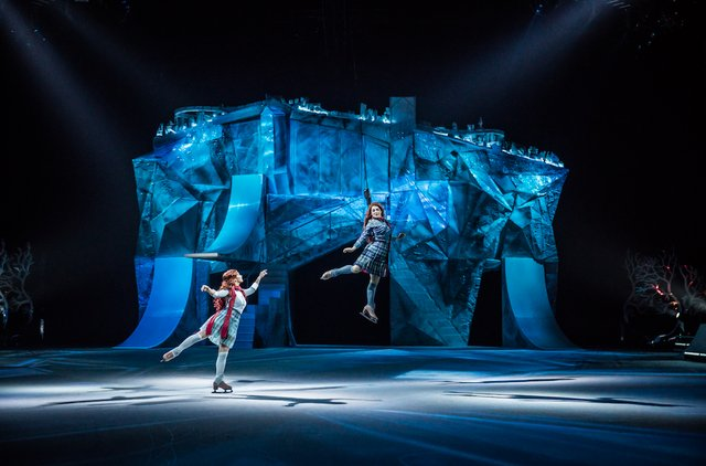 Cirque du Soleil brings its first ice show,  CRYSTAL, to Washington's Capital One Arena