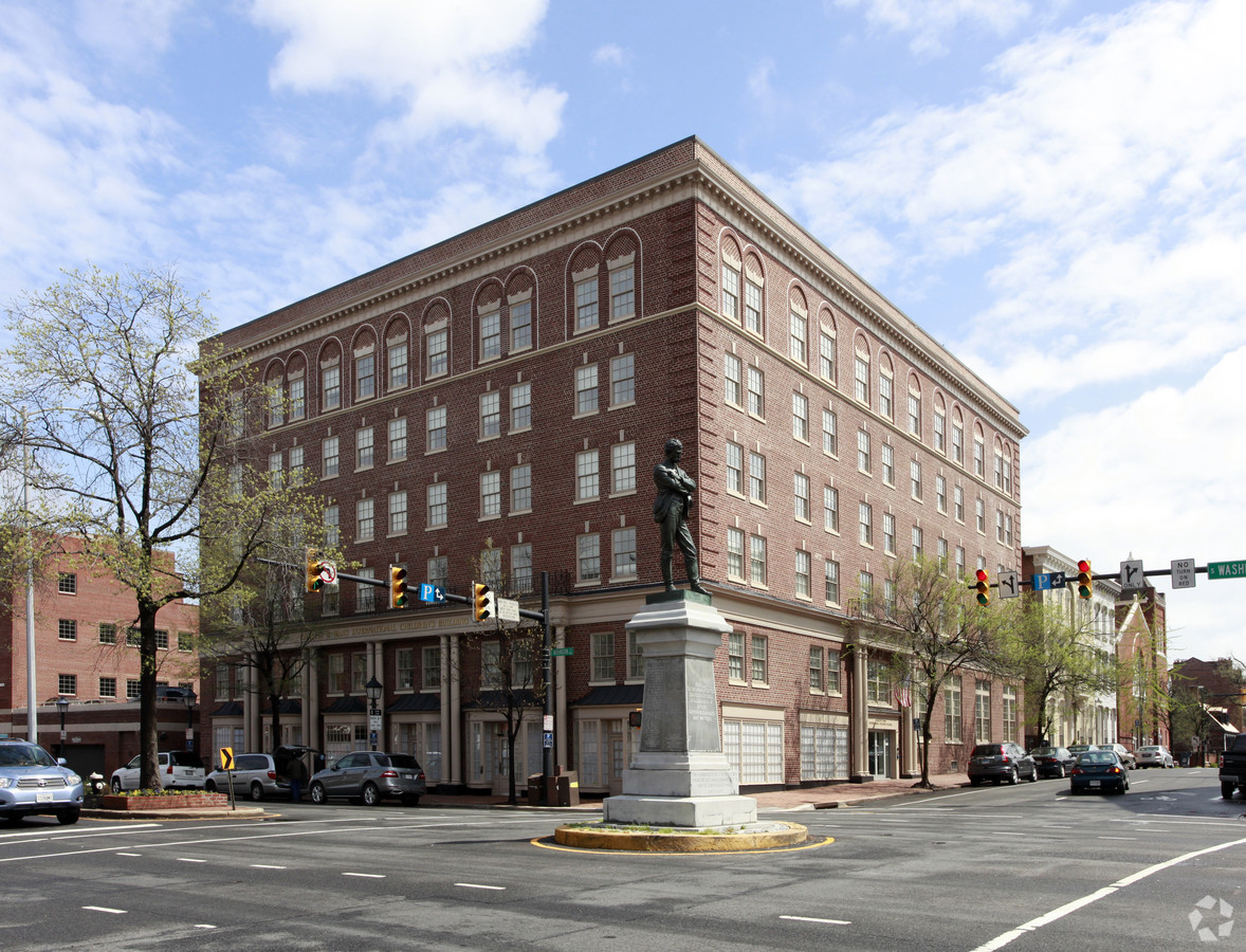 Developer to Restore 1926 Hotel in Alexandria - Alexandria Living Magazine