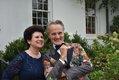 Susan D. Klejst, Director, Development & Engagement, with Honorary Chair Monte Durham.jpg