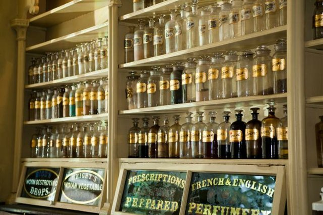 Stabler-Leadbetter Apothecary