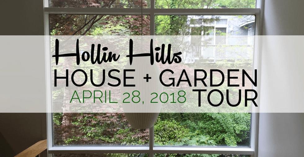 Hollin Hills House + Garden Tour
