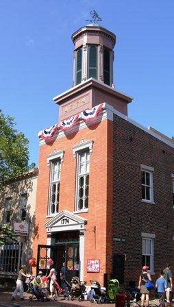 Friendship Firehouse Museum