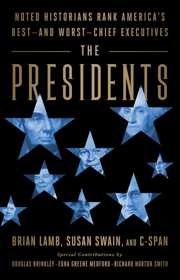 New book ranks U.S. presidents