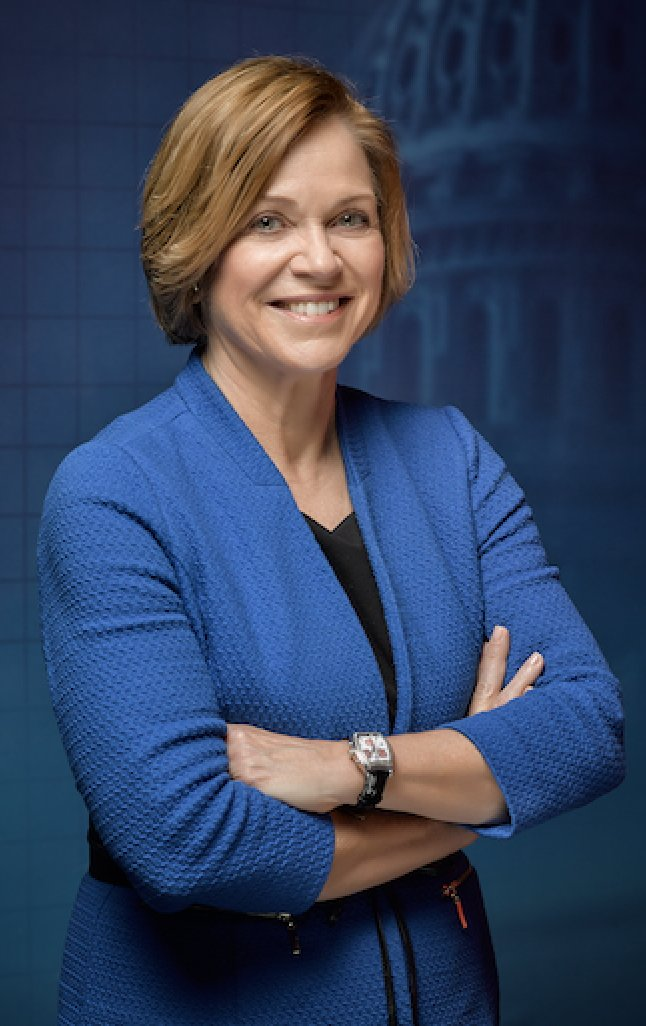 Author Susan Swain, co-CEO and president, C-SPAN