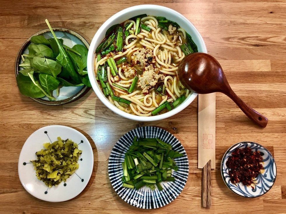 Yunnan by Potomac, A Noodle House