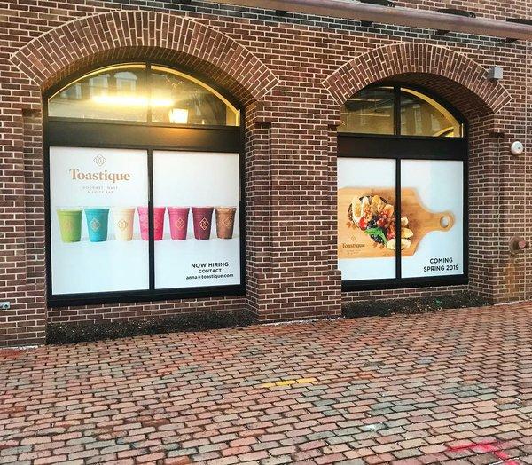 Toastique to open on King Street in Alexandria