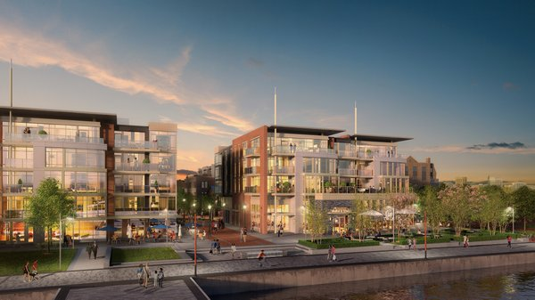 City Oks New Alexandria Waterfront Restaurants Alexandria