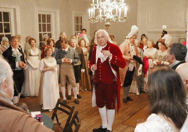 George Washington Birthnight Ball