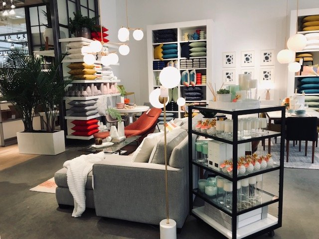 West Elm Opens in Old Town North