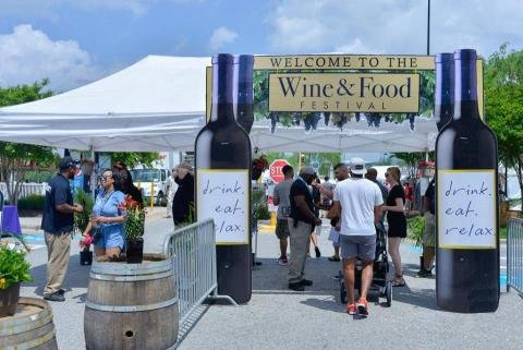 Wine and Food Festival returns to National Harbor