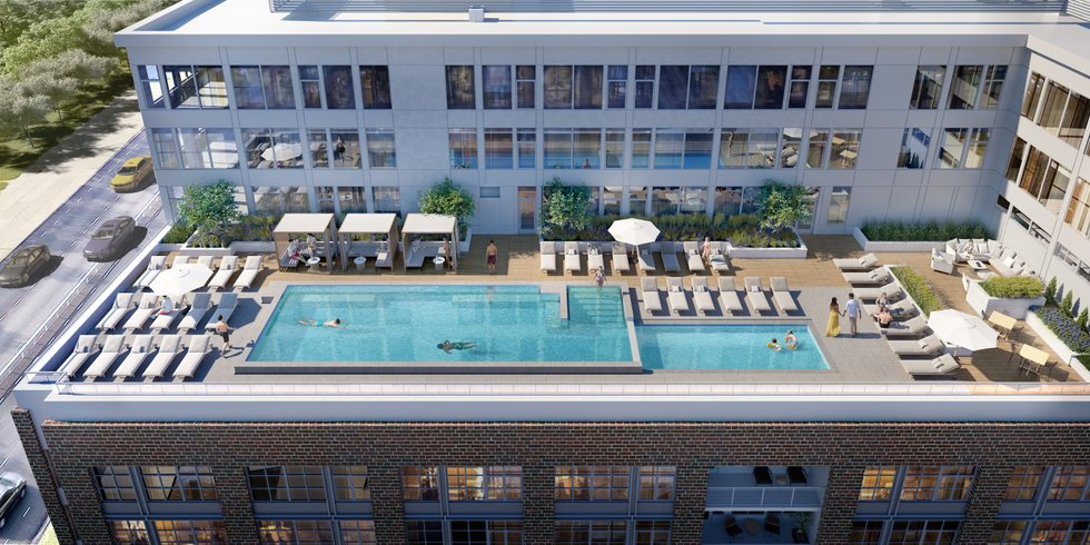 The Foundry at Carlyle_Rooftop Pool Deck SW.jpg