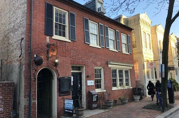 Restaurant Eve Building Sold In Alexandria Alexandria