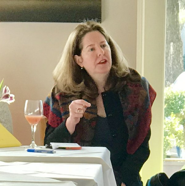 Alexandria Mayor Allison Silberberg