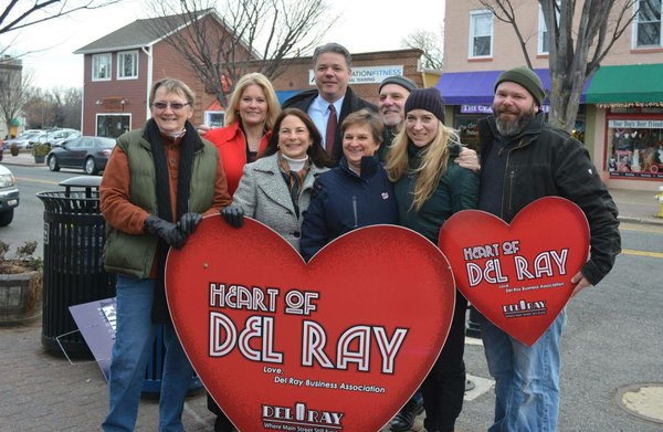 Heart of Del Ray voting is now open!