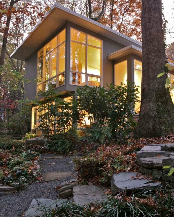 Hollin Hills home from 2010 tour by CMC Portrait Photography