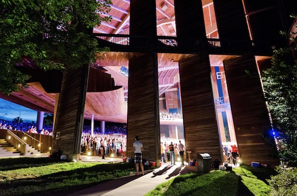 Wolf Trap's Filene Center