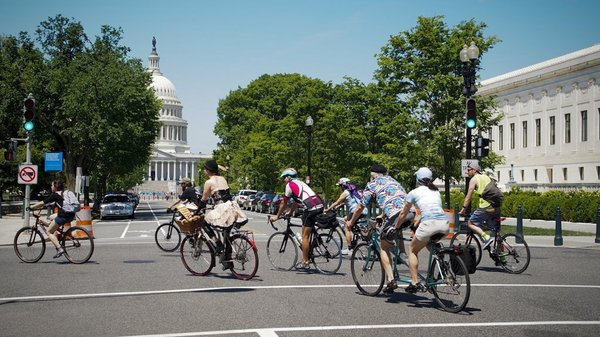 DC Bike Ride photo