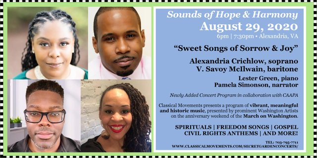 Aug 29 - March on Washington - Sounds of Hope & Harmony LIVE concert.jpg