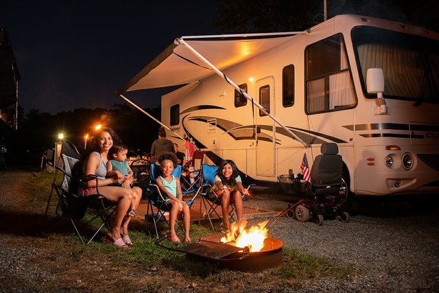 Cherry Hill RV Park and Campground
