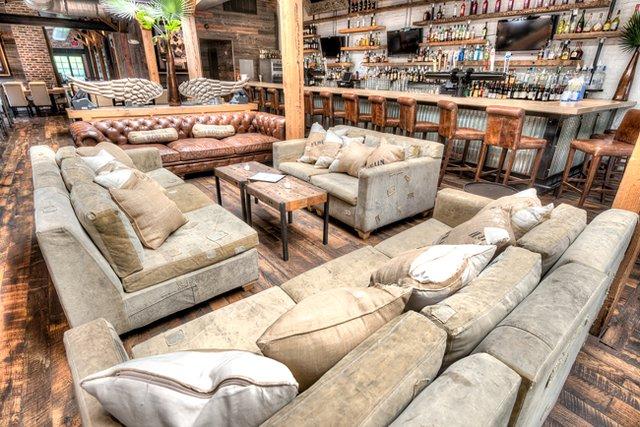 Virtue Feed & Grain Alexandria VA Lounge Bar
