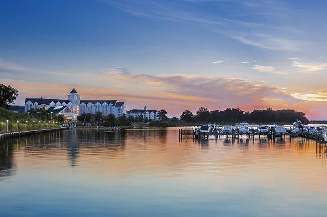Hyatt Regency Chesapeake Bay at Sunset (1).jpg