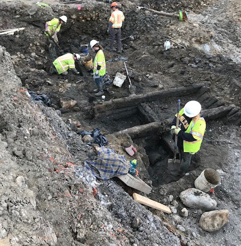 Two More Historic Ships Unearthed in Alexandria