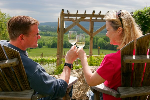 Horizontal couple at Hillsborough Vineyards & Bree=wery.jpg