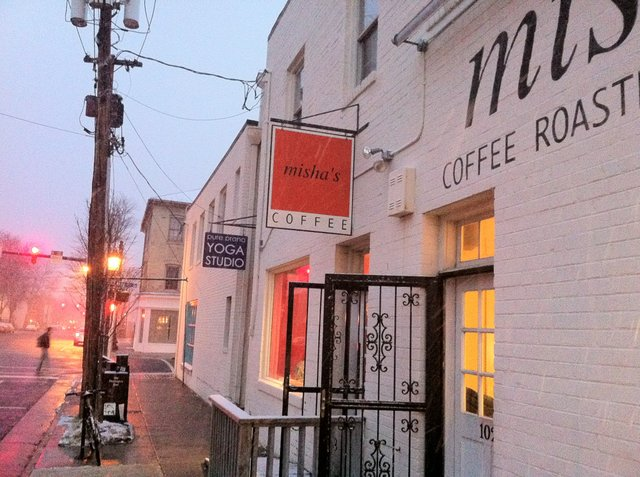 Misha's Coffeehouse