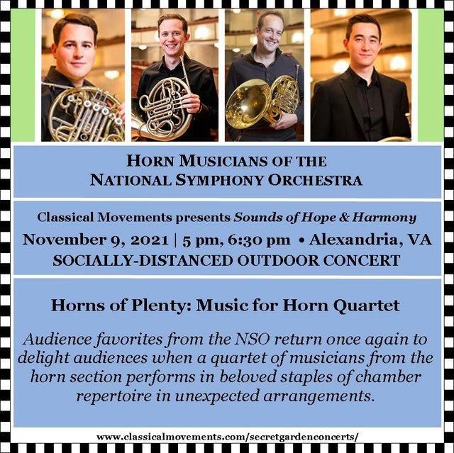 Nov. 9 - NSO Horns listing.jpg