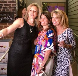 Old Town Boutique District Party